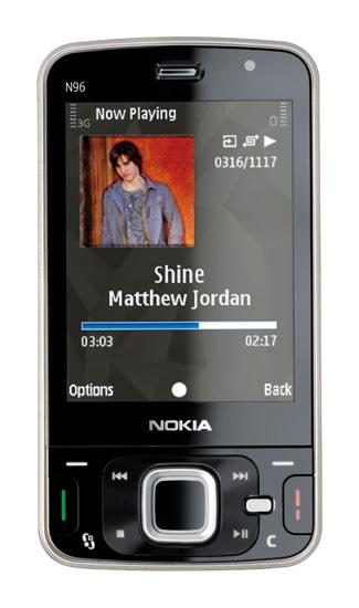 Nokia N96,Nokia N96,N96,nokia,actualite,tests,fiche technique,Acheter en ligne,produits,Logiciels,OVI,Music Store,mobile,portable,phone,music,accessoires,prix,downloads,telecharger,software,themes,ringtones,games,videos,