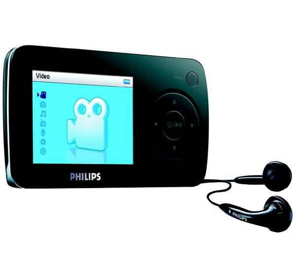 Hae i have philips mp3 anbd when i was watching