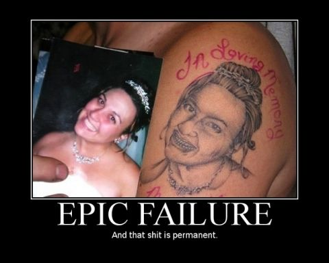 stupid tattoo. stupid tattoos so enjoy.