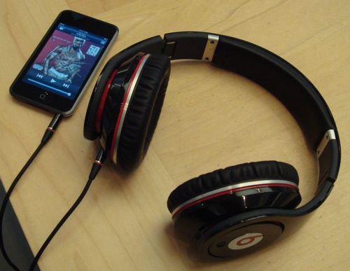 A less expensive version is called the Solo HD beats by dre